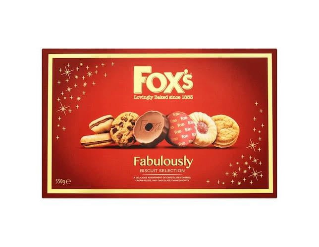 Fox's Fabulously Biscuits