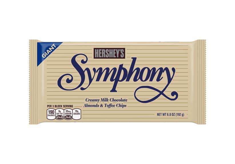 Hershey Symphony Chocolate Bar