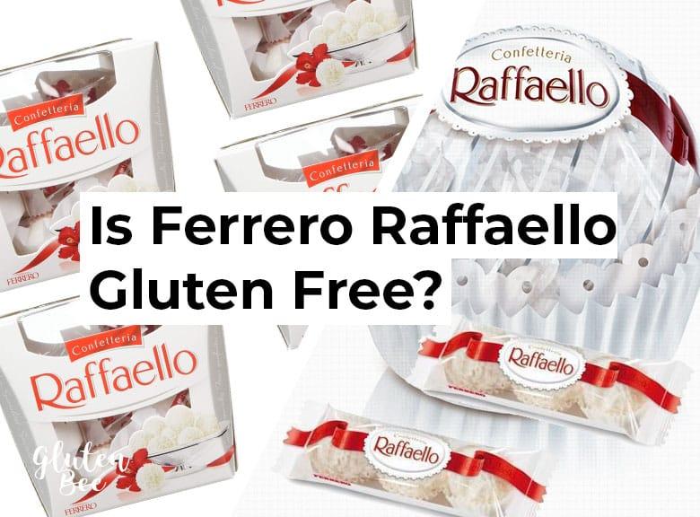 Is Ferrero Raffaello gluten-free?