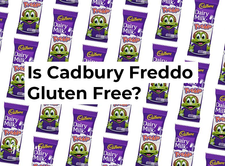 Is Cadbury Freddo Gluten Free?