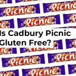 Is Cadbury Picnic Gluten Free?