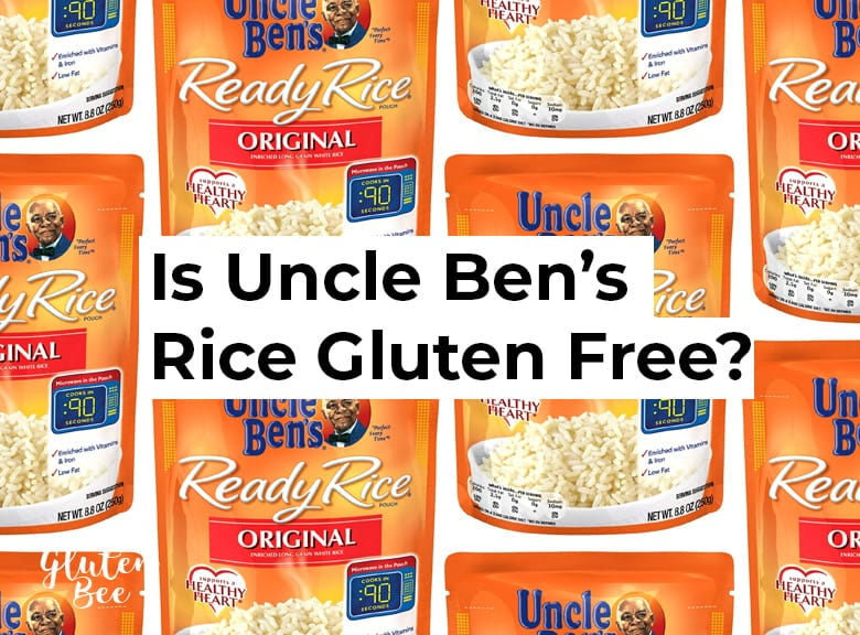 Is Uncle Ben's Rice Gluten Free?
