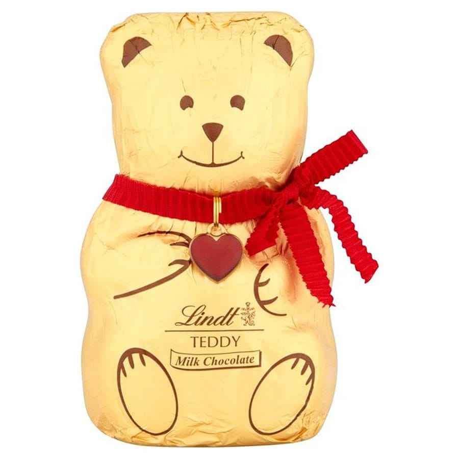 Lindt Chocolate Teddy Bear