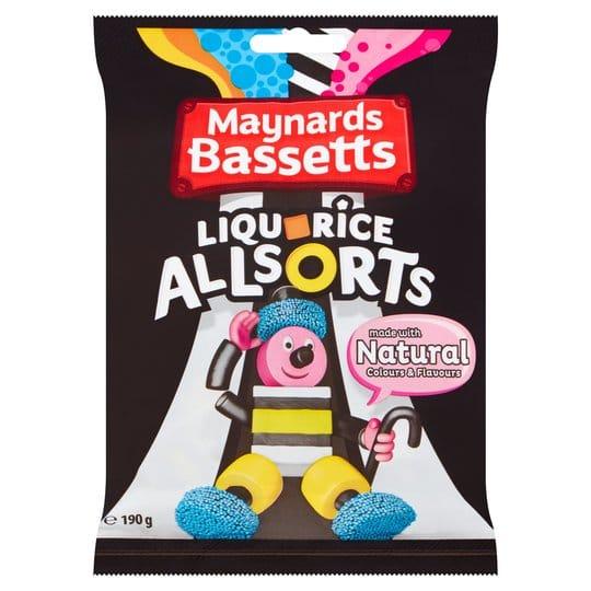 Maynards-Bassetts Liquorice Allsorts