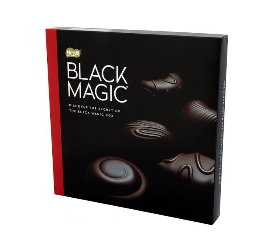Nestle Black Magic Box