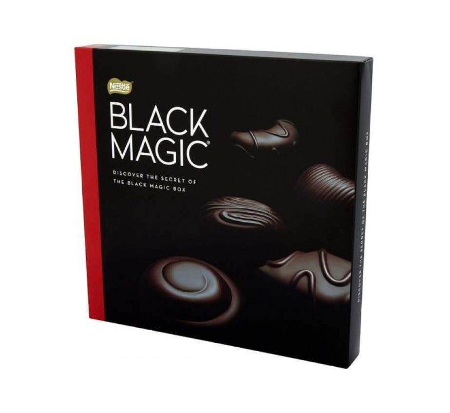 Nestle Black Magic Box