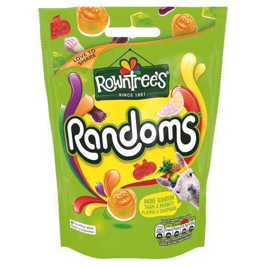 Rowntrees Fruit Randoms