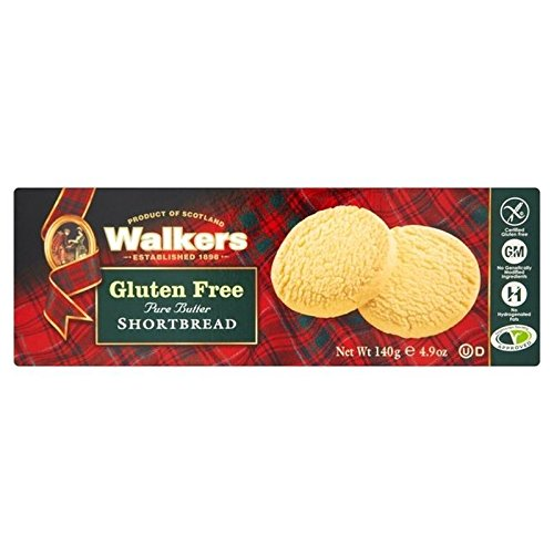 gluten free walkers shortbread cookies