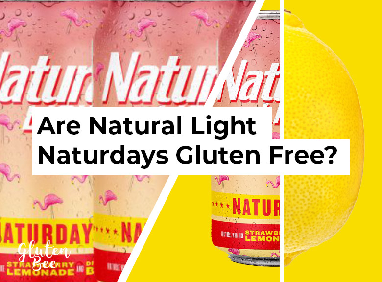 Are Natural Light Naturdays Gluten Free?