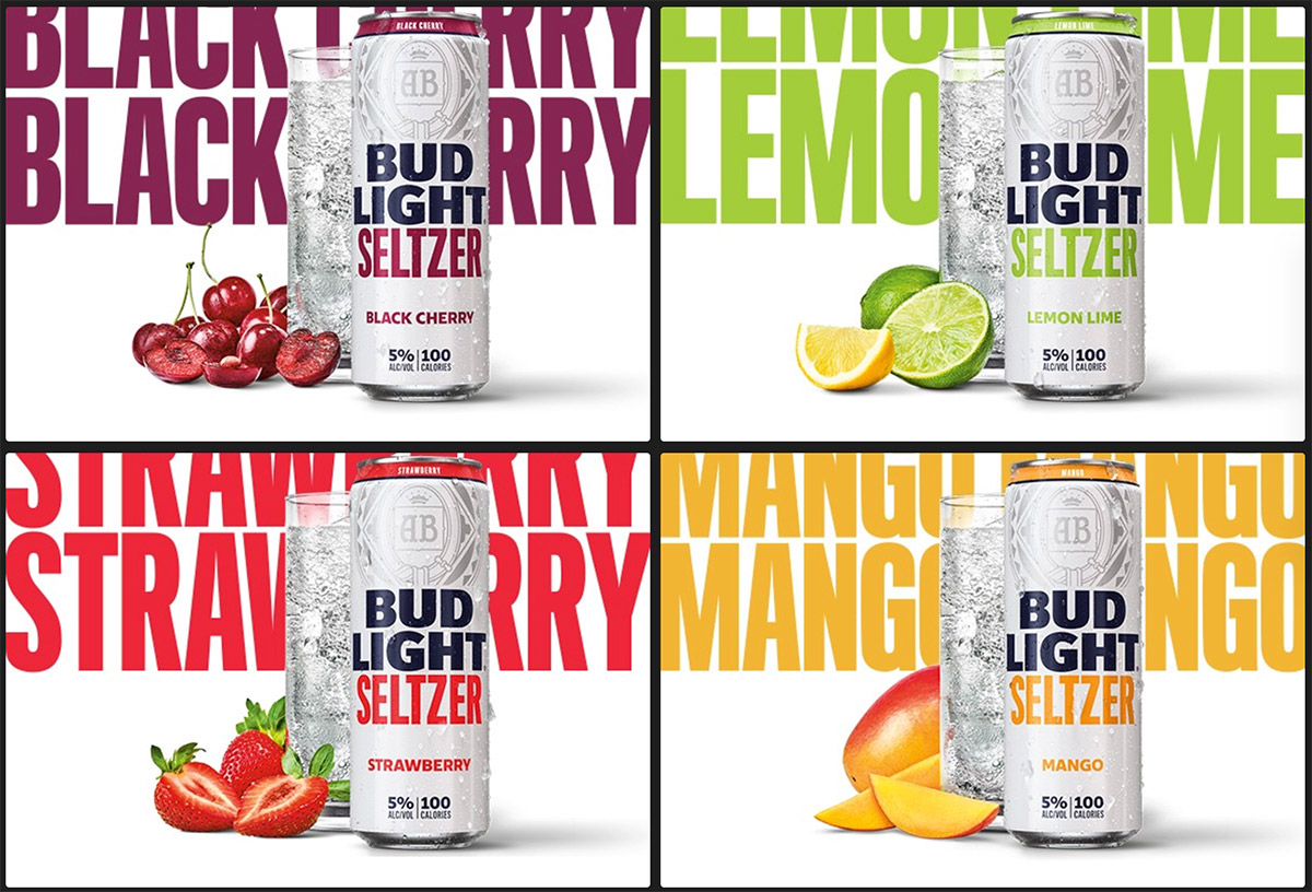 bud light seltzer flavors