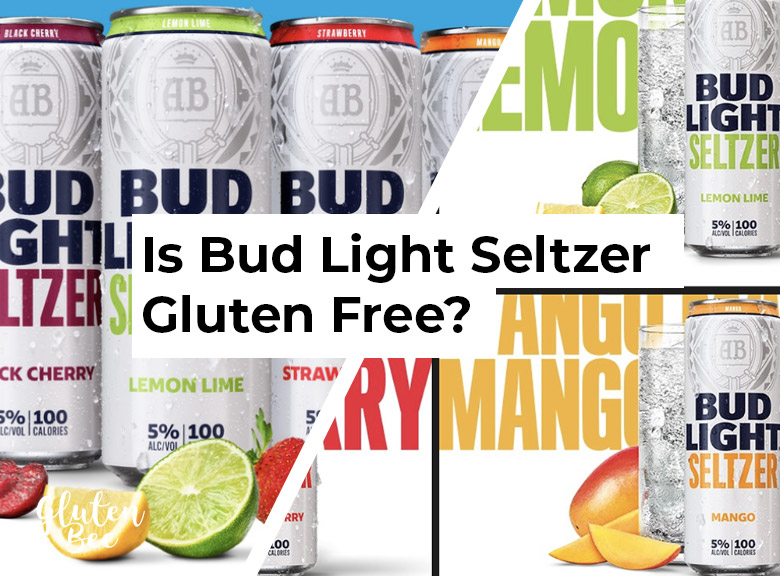Is Bud Light Seltzer Gluten Free?