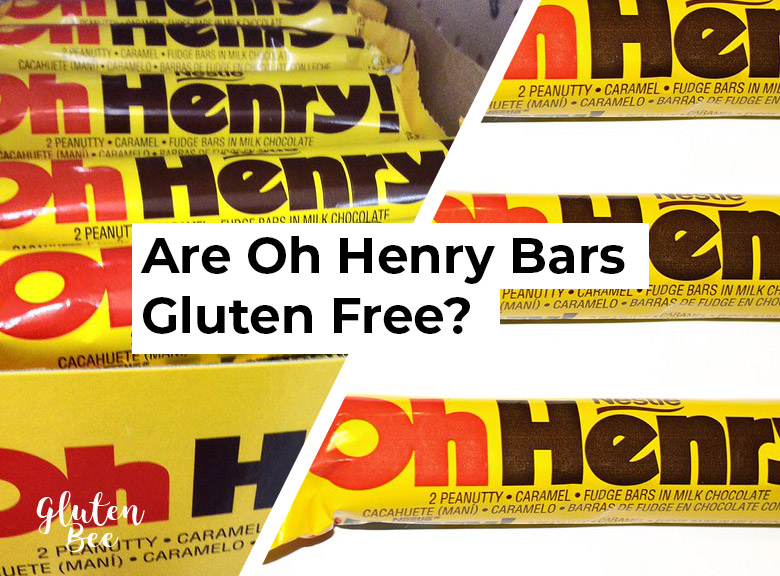 Are Oh Henry Bars Gluten Free?