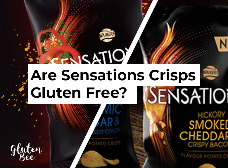 Are Sensations Crisps Gluten Free?