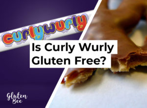 Is Curly Wurly Gluten Free?