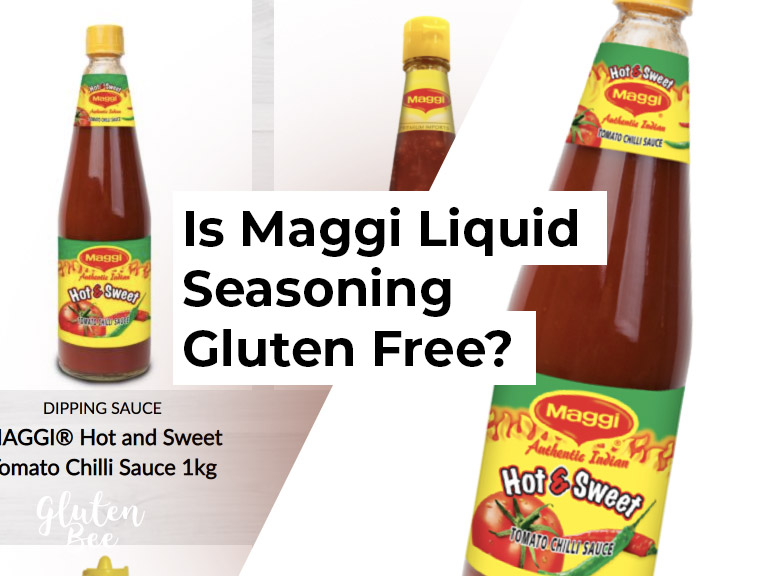 Is Maggi Liquid Seasoning Gluten Free?