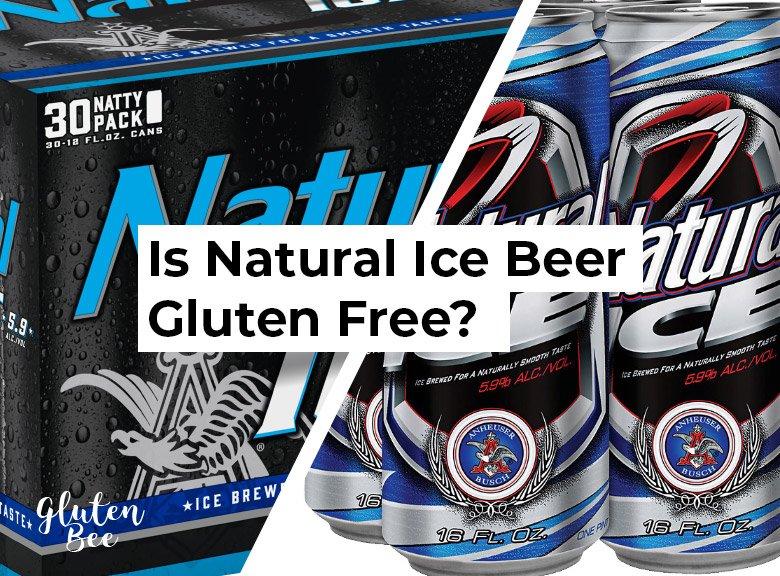 Is Natural Ice Beer Gluten Free?
