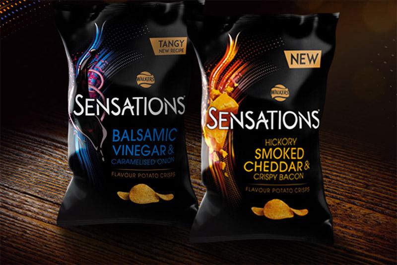 sensations crisps