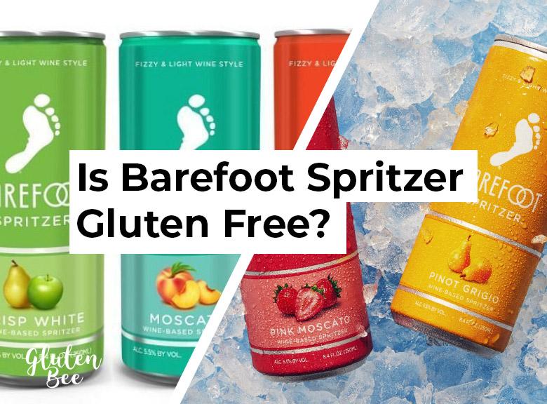 Is Barefoot Spritzer Gluten Free?