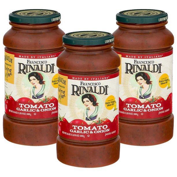 francesco rinaldi pasta sauce
