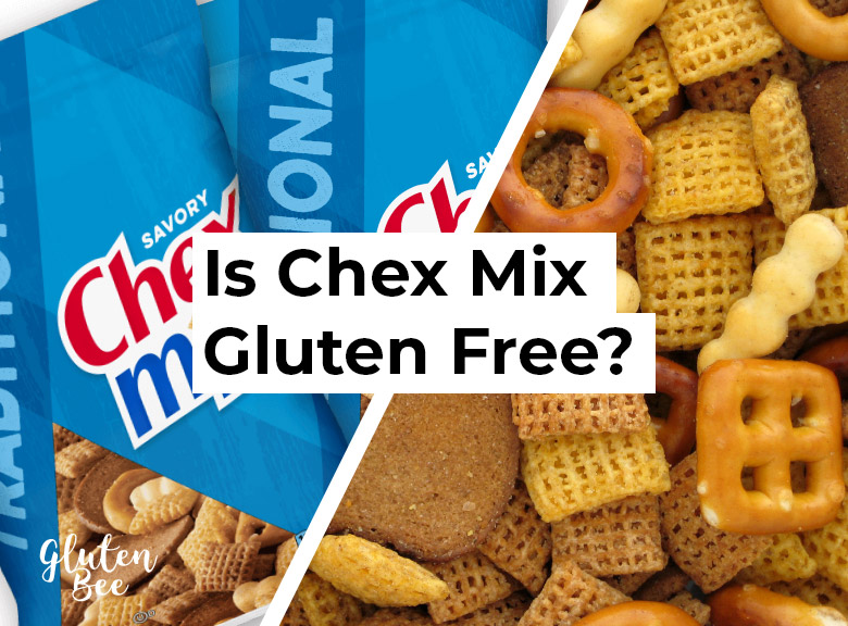 Is Chex Mix Gluten Free?