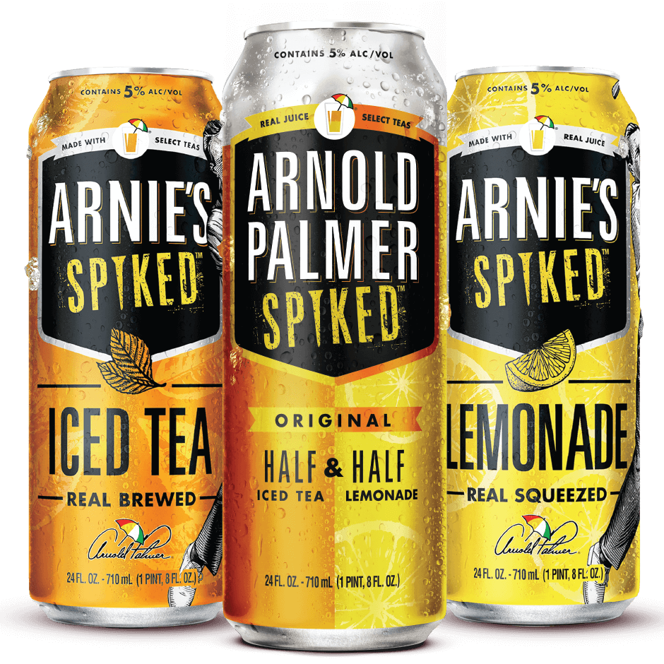 arnold palmer spiked flavors