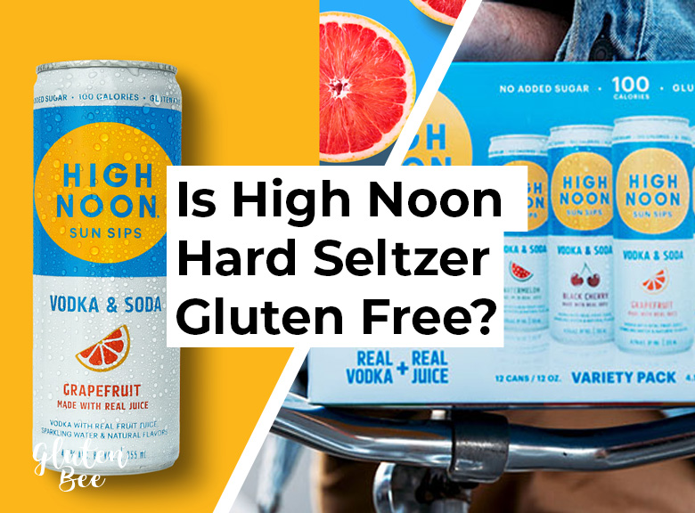Is High Noon Hard Seltzer Gluten Free?