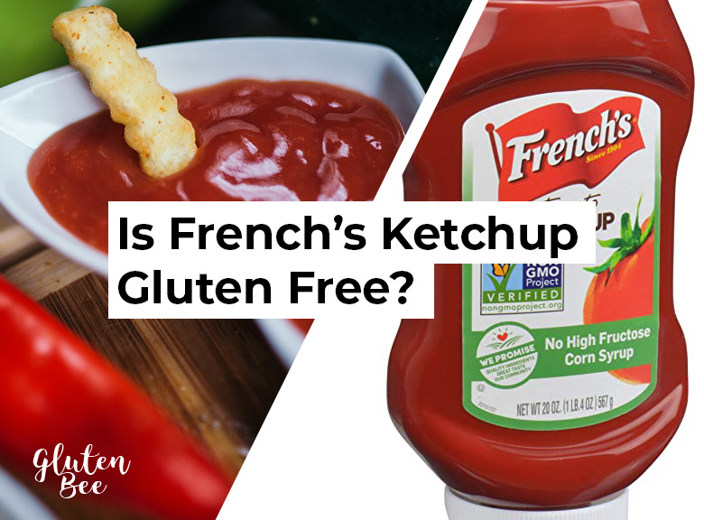 Is French's Ketchup Gluten Free?
