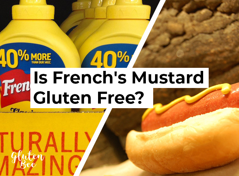 Is French's Mustard Gluten Free?