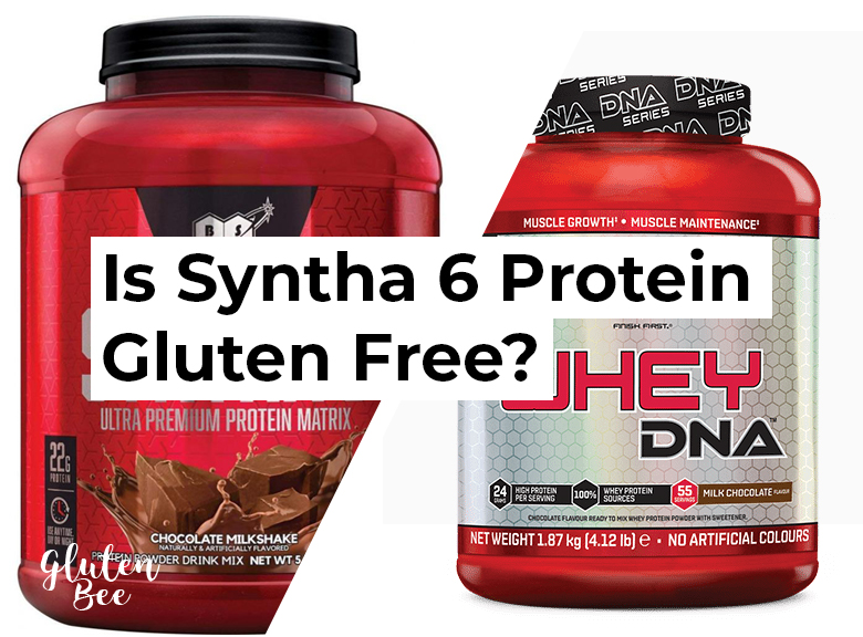 Is Syntha 6 Protein Gluten Free?
