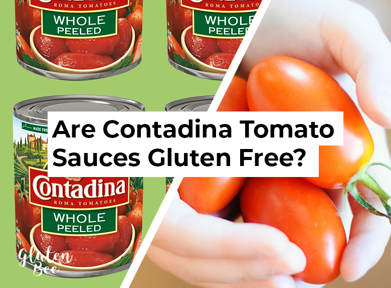 Are Contadina Tomato Sauces Gluten Free?