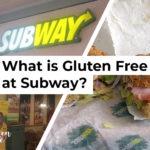 gluten free at subway
