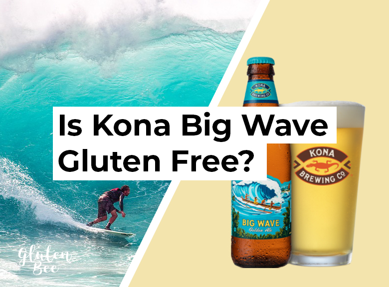 Is Kona Big Wave Gluten Free?
