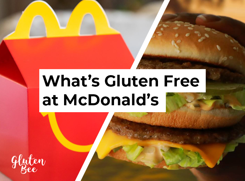 McDonald's Gluten Free Menu Items and Options