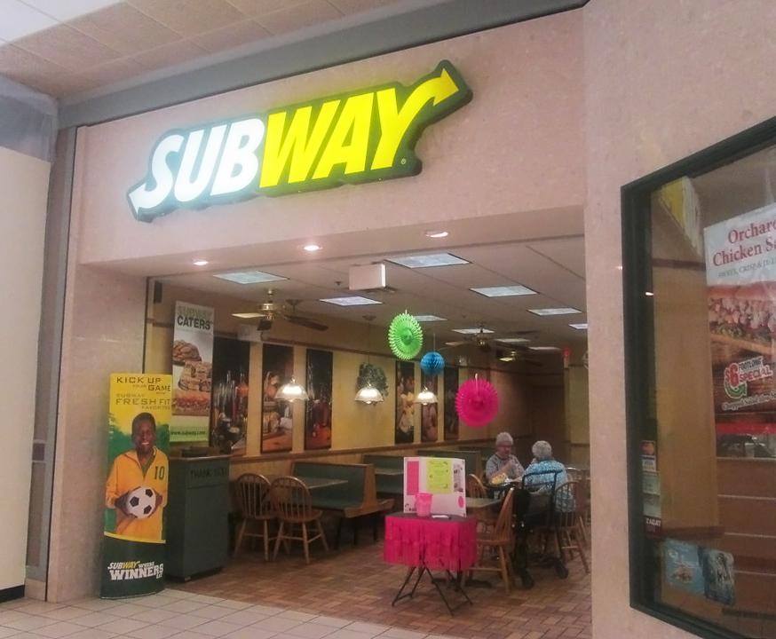 subway retail location