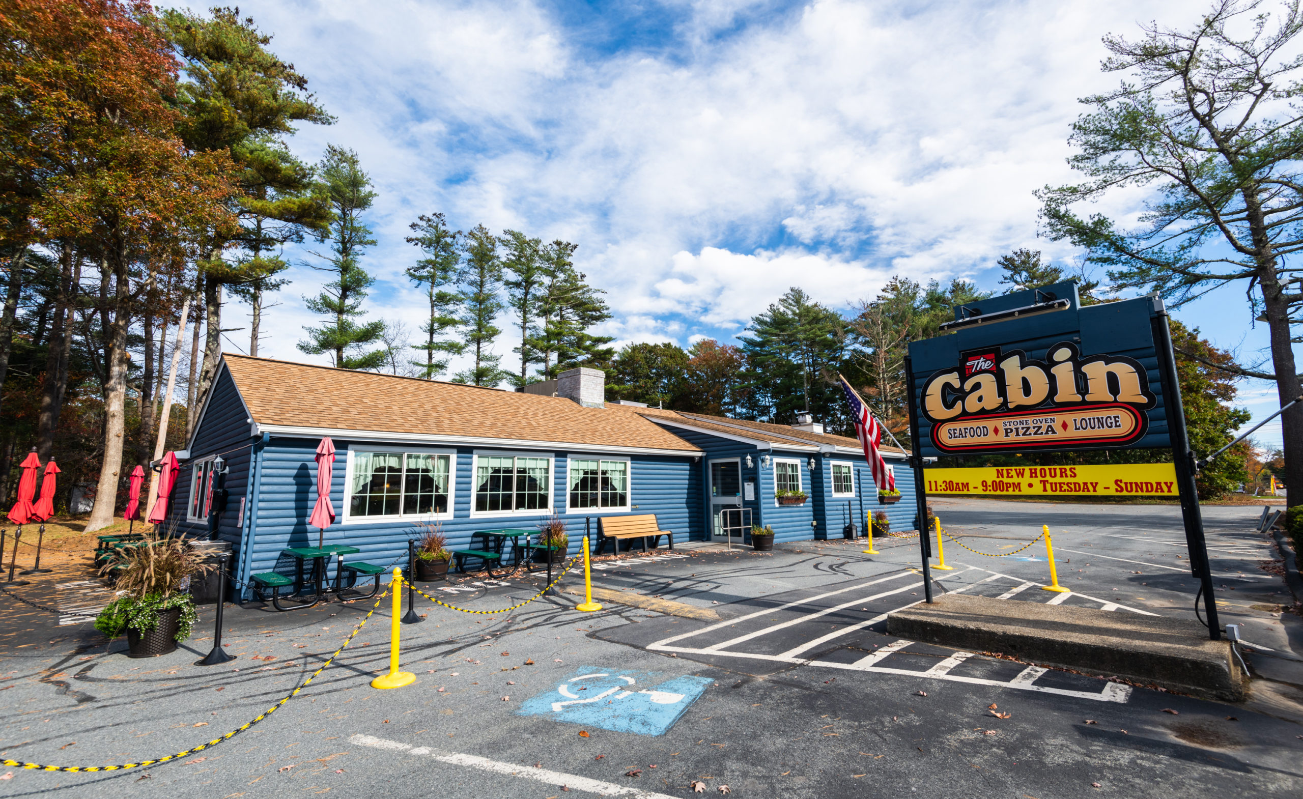 The Cabin Restaurant Middleboro, MA
