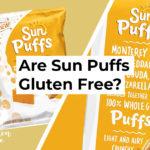 Are Sun Puffs Gluten Free?