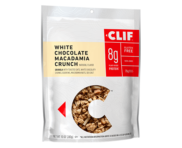 clif energy granola gluten free