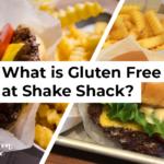 Shake Shack Gluten Free Menu and Options