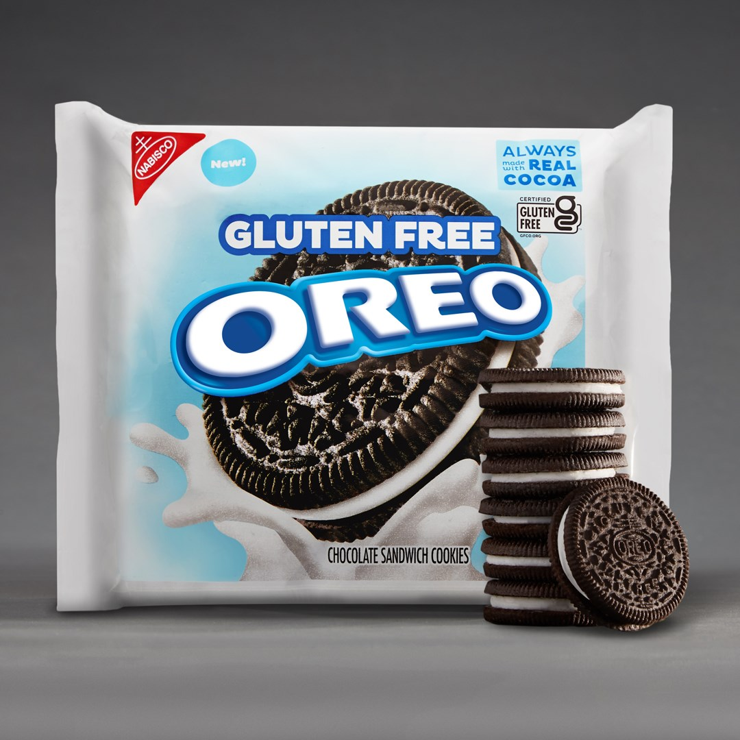 OREO Announces Official Gluten Free Oreos Coming January 2021