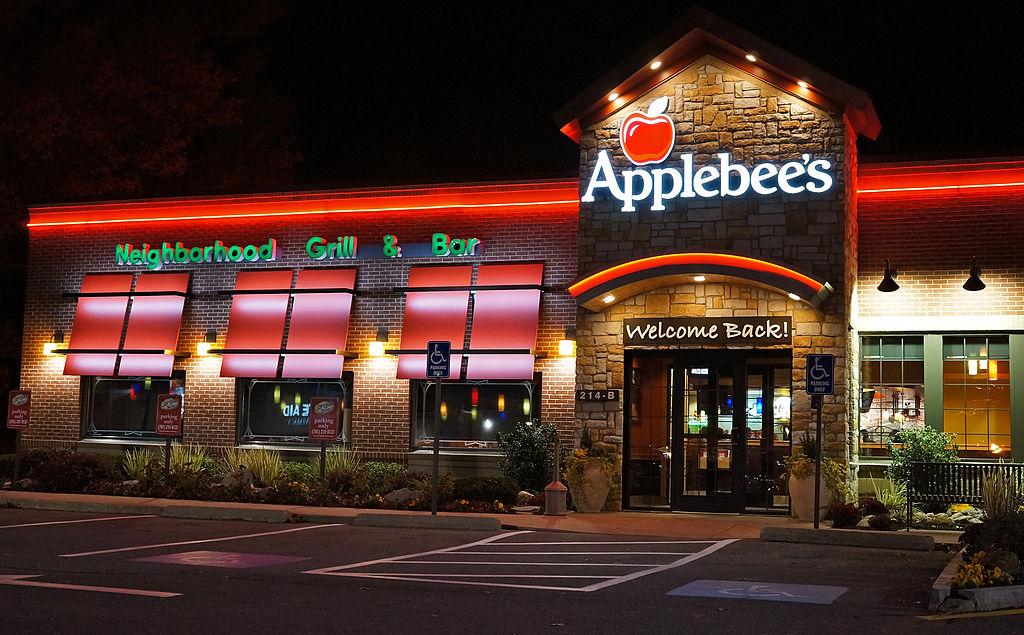 Applebee's Neighborhood Grill & Bar location, gluten free menu