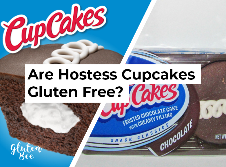 Are Hostess Cupcakes Gluten Free?