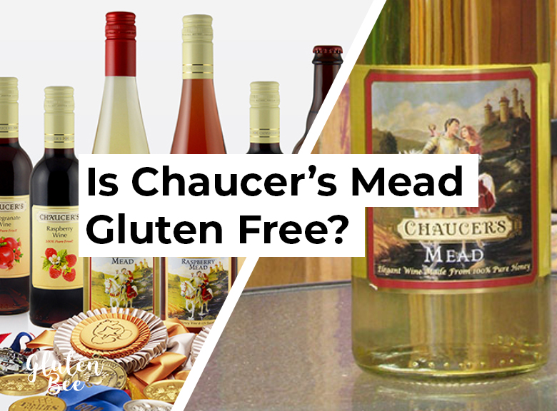 Is Chaucer's Mead Gluten Free?