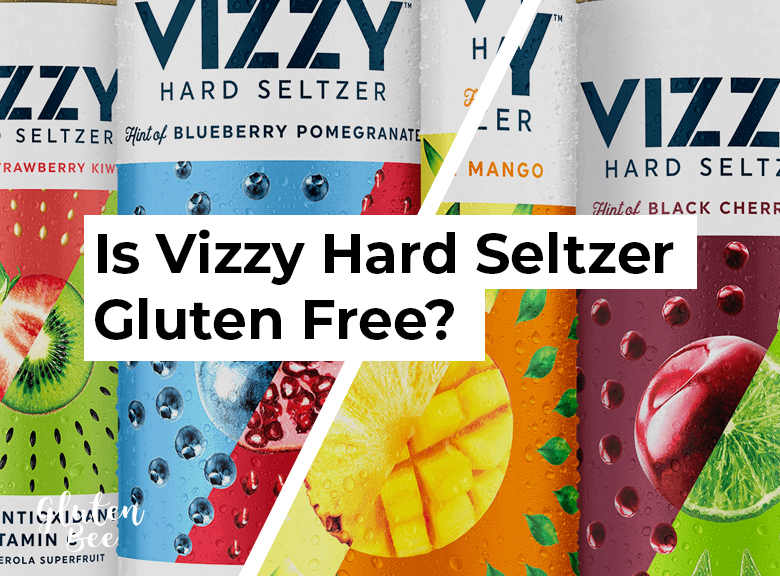 Is Vizzy Hard Seltzer Gluten Free?
