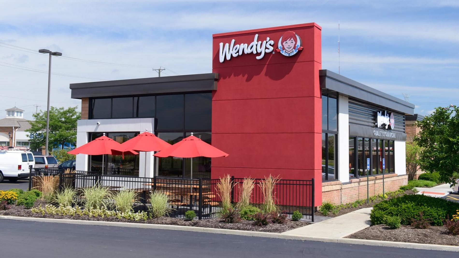 wendy's location boston