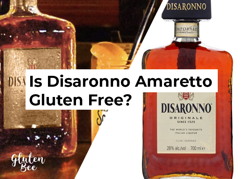 Is Disaronno Amaretto Gluten Free?