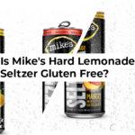 Is Mike's Hard Lemonade Seltzer Gluten Free?