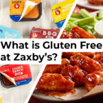 Zaxby's Gluten Free Menu Items and Options