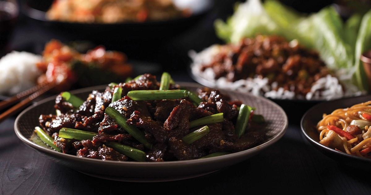 pf changs gluten free mongolian beef