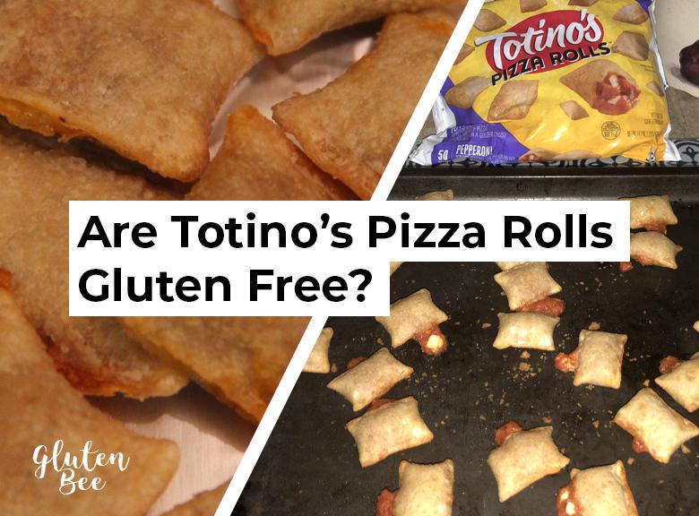 Are Totino's Pizza Rolls Gluten Free?