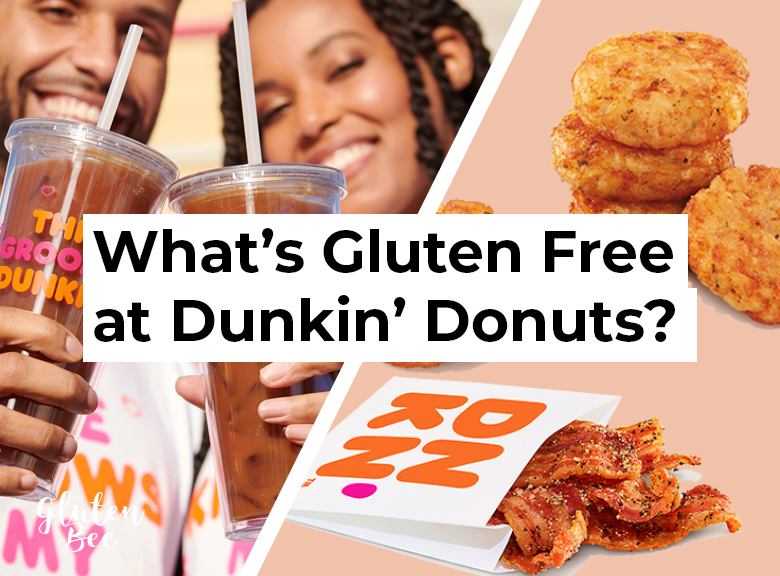 Dunkin' Donuts Gluten Free Menu Items and Options